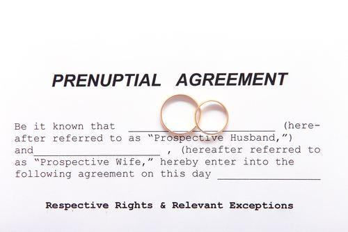 Do I Need A Prenuptial Agreement